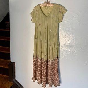 Vintage Sage Dress